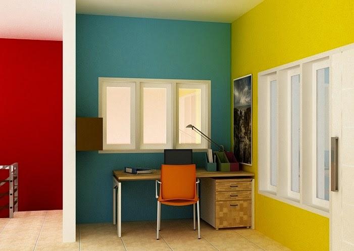 warna cat rumah minimalis modern yang bagus