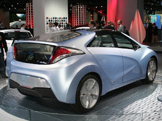 Sports Car Hyundai Electric Motors