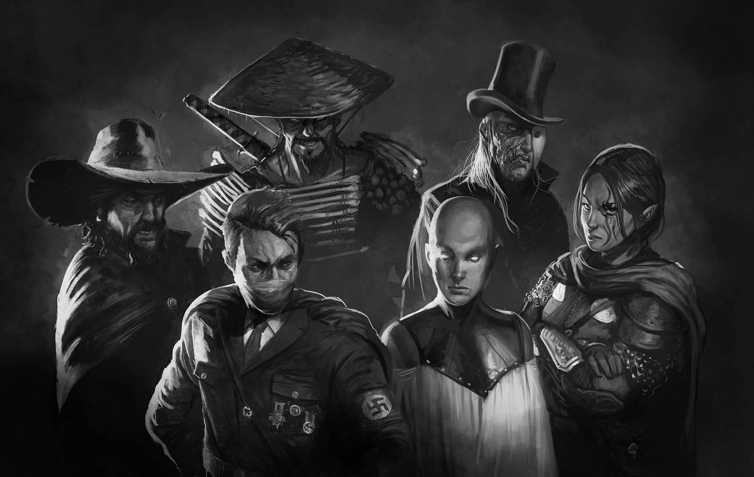 Personajes Dreamraiders