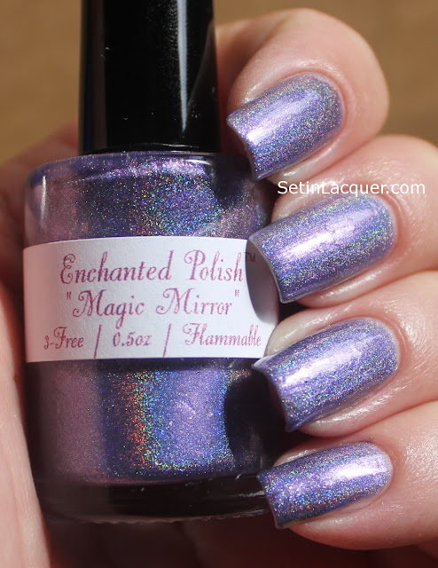 Enchanted Polish Magic Mirror