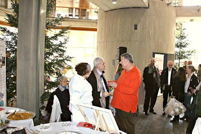 Με τον Γιάννη Μπουτάρη και την Στέλλα Σπανού :