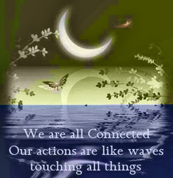 Image result for we are ALL connected quotes