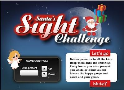 christmas widget 2011 santa sight challenge