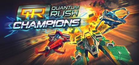 Quantum Rush Champions PC Full Español