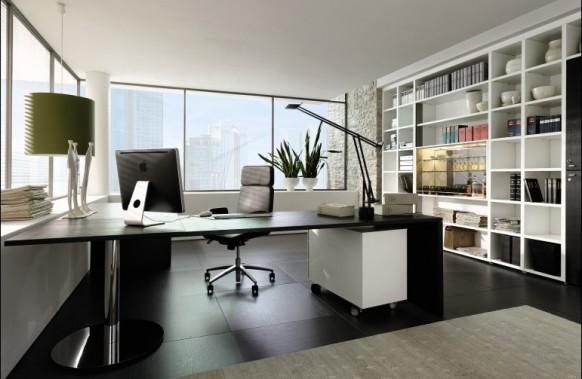Best Home Office Design Idea