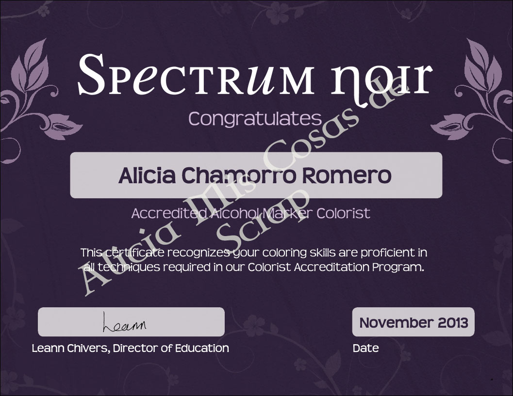 Spectrum Noir Colorist