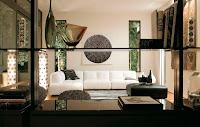 sala moderna y funcional