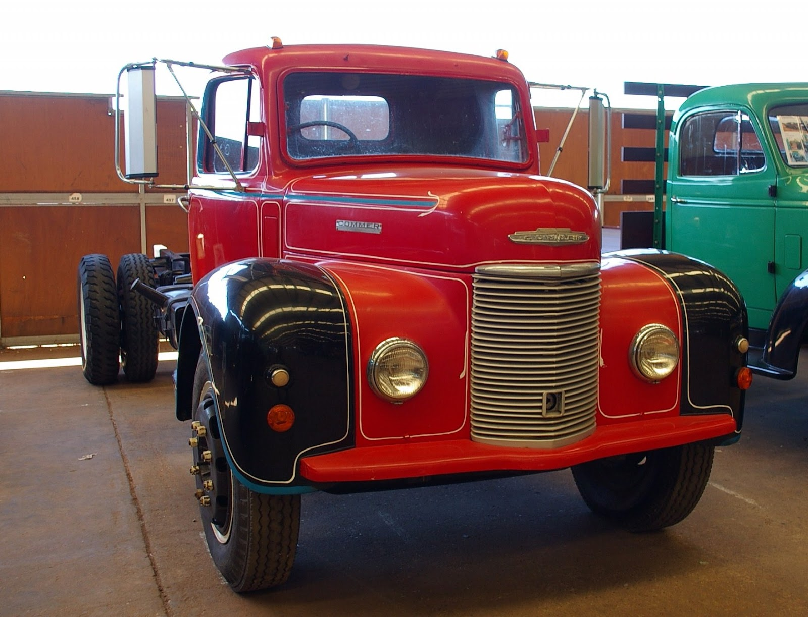 Historic Trucks Commer Trucks