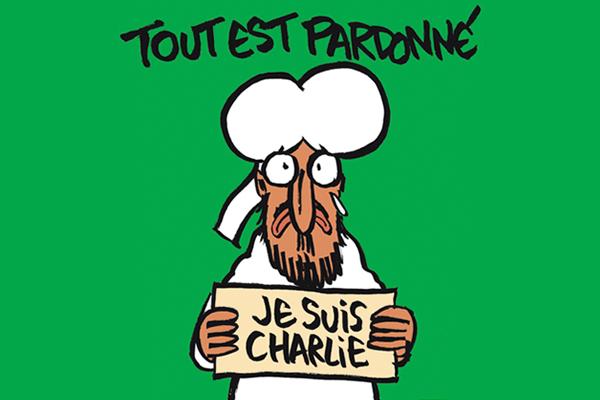 Charlie Hebdo - Tout est pardonne