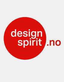 Jeg er Designspirit-bloggeren...