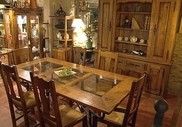 fotos de muebles de roble muebles macizos