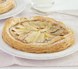 Apple and Almond Galettes