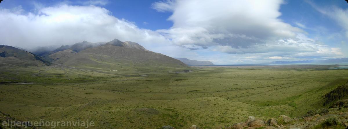 Mirador Las Águilas, El Chalten, patagonia