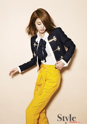 Lee Yeon Hee - Style Chosun January 2011