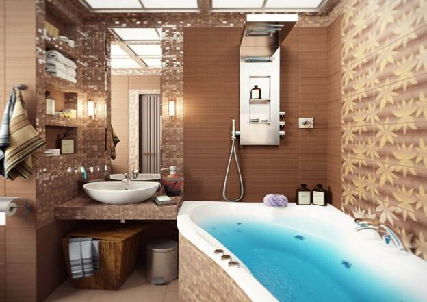 Tư vấn thiết kế nội thất phòng tắm8