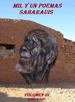 Mi participación en la antología MIL Y UN POEMA SAHARAUIS