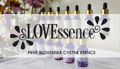 Slovenske cvetne esence sLOVEssence