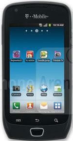 Spesifikasi Samsung Exhibit 4G Terbaru 2011
