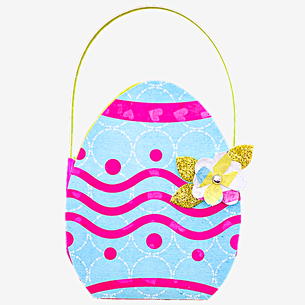 Heather Greenwood | Easter Baskets | Template | Cutting Files