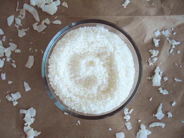 DIY Coconut Flour