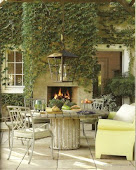 Patio spaces