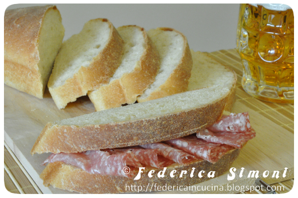 La cucina di federica pane morbidissimo al farro e for Lecitina di soia in cucina