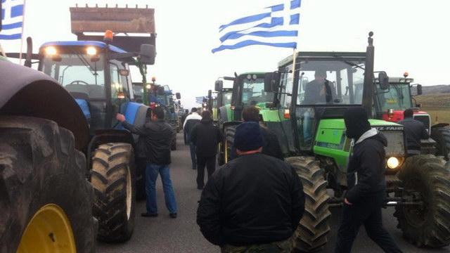 Αποφασισμένοι να εντείνουν τις κινητοποιήσεις οι αγρότες του Έβρου