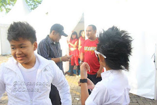 The Friendly Blog All About Coboy Junior Gambar Personil Trio Arghana