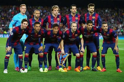 barcelona fixtures 2015/16