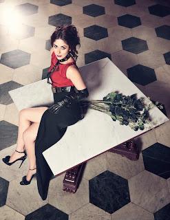 Kareena Kapoor more stills from Vogue India Photo shoots