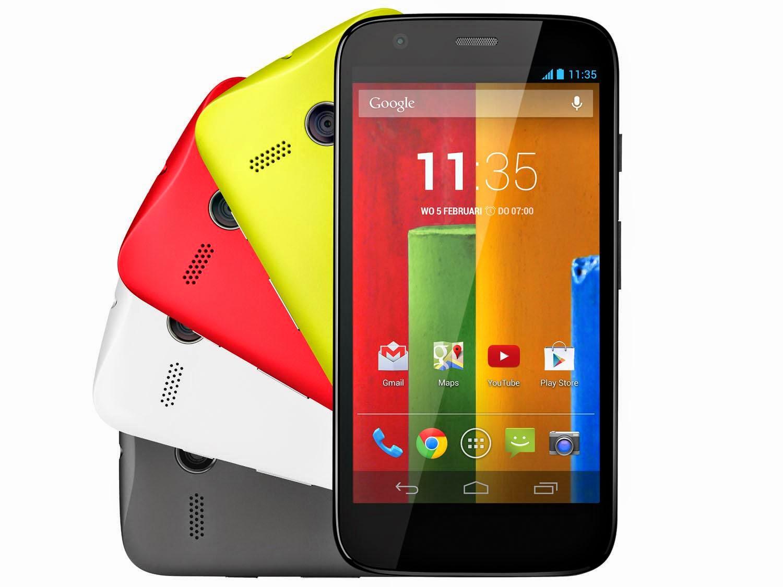 El Nuevo Motorola Moto G
