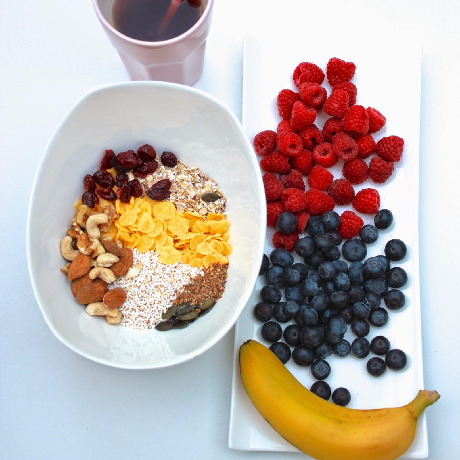 breakfast fruity goodness nowshine. Black Bedroom Furniture Sets. Home Design Ideas