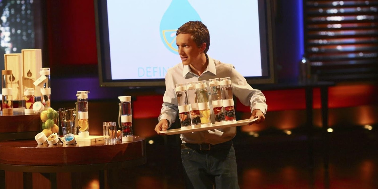 kid entrepreneurs on shark tank