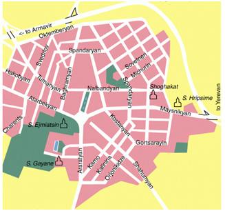 Armenia Tourism Blog Armenian Maps