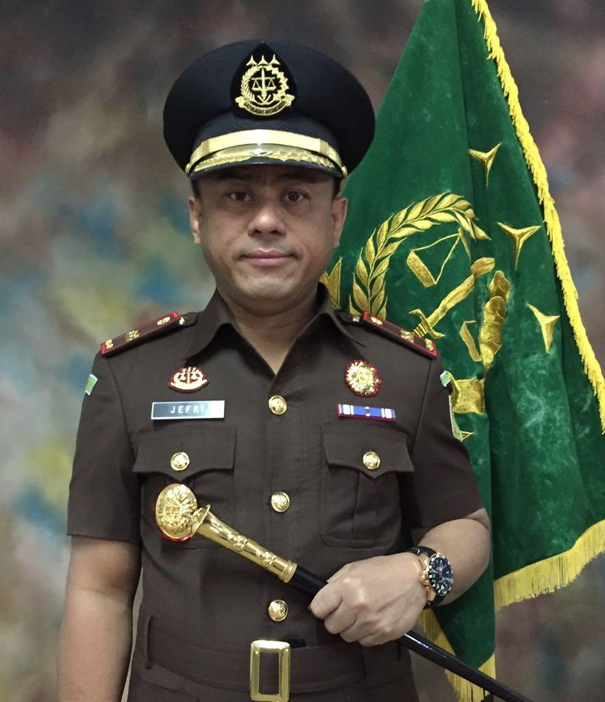 Kepala Kejaksaan Negeri Tana Toraja