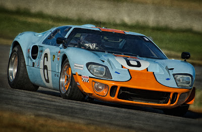 Dan Routh Photography Gulf Gt40