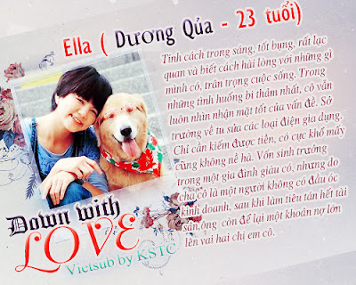 Phim Chỉ Muốn Yêu Anh - Down with love 2010 [Vietsub] Online