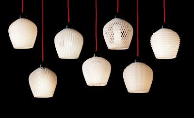Kap Lampu Print 3D 2
