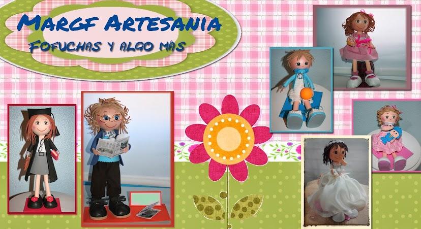 Margf Artesania - Fofuchas y algo más