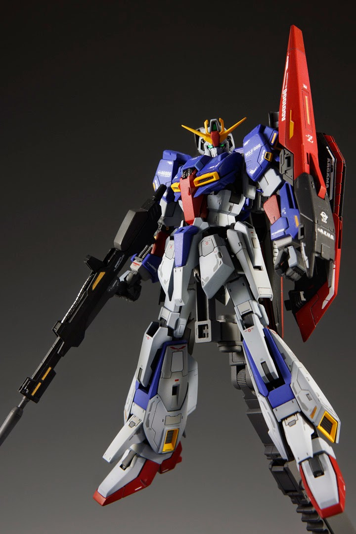 Download image Rg 1 144 Zeta Gundam PC, Android, iPhone and iPad