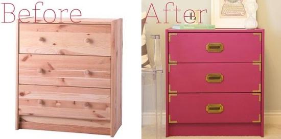 Artesare el antes y despu s de restaurar un mueble for Restaurar muebles viejos antes y despues