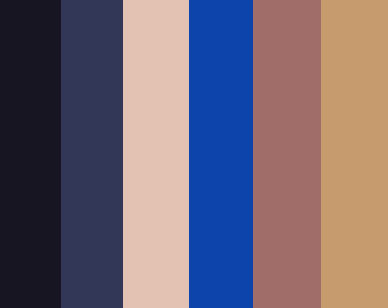 how to create colour palette in photoshop
