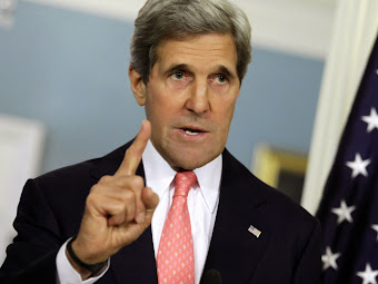 KERRY UNMOVED BY CRITICISM FROM ISRAEL: