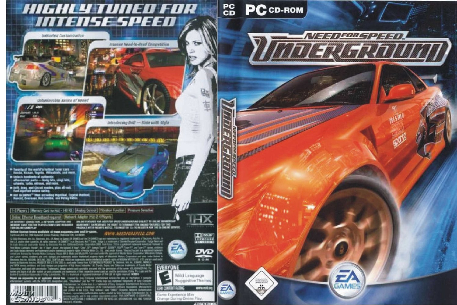 Prokillerzcio Download Need For Speed Underground Pc Game 243mb