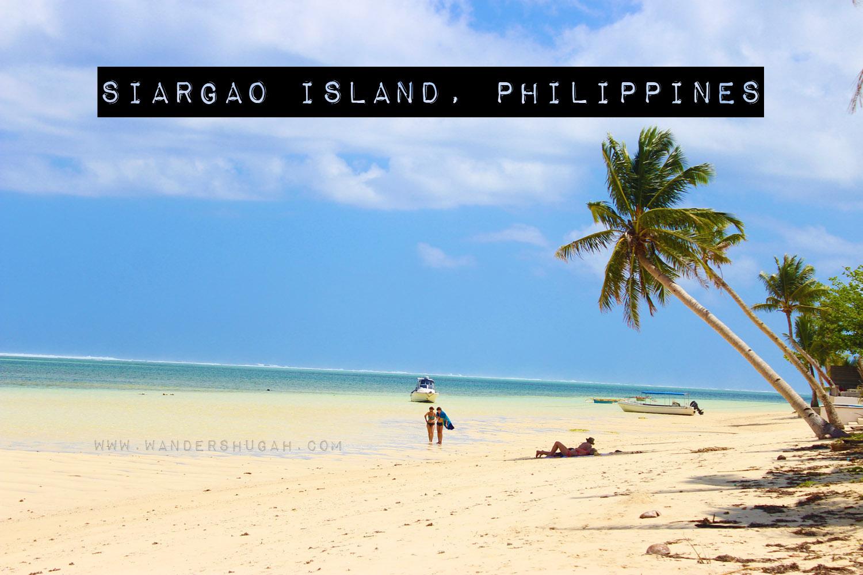 Guide Siargao Island Philippines Eatplaywander