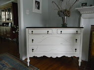 Gorgeous Vintage Dresser