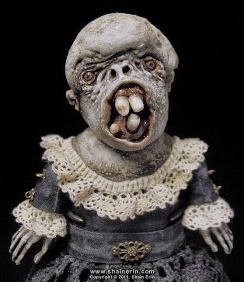 Medo! Confira essas bonecas super assustadoras