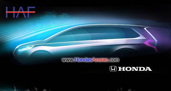 2015 Honda Pilot - Sneak Peek? Possible first Artist Concept | Honda
