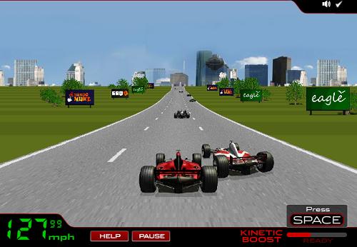 Vozač formule F1
