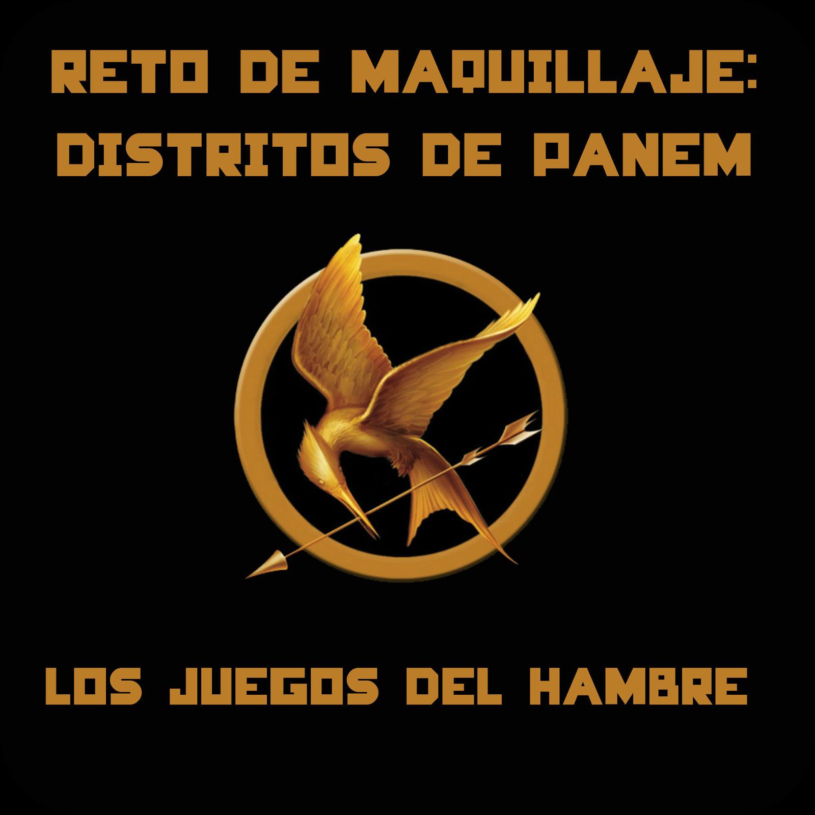 RETO: LOS DISTRITOS DE PANEM
